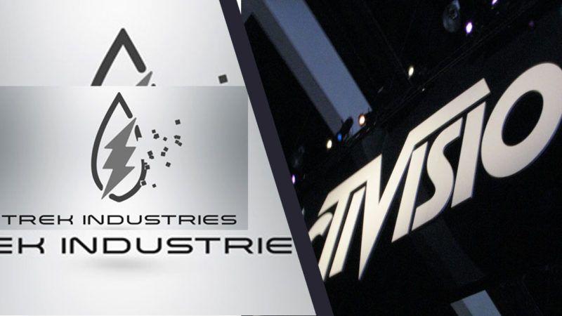 activision and trek industries gamedaim.com