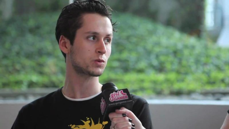 david prassel ceo trek industries interview with girl gamer tv