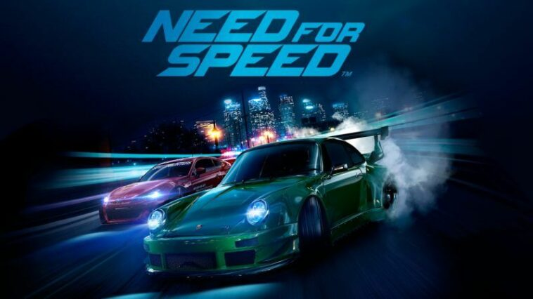 Need for Speed 2015 header art