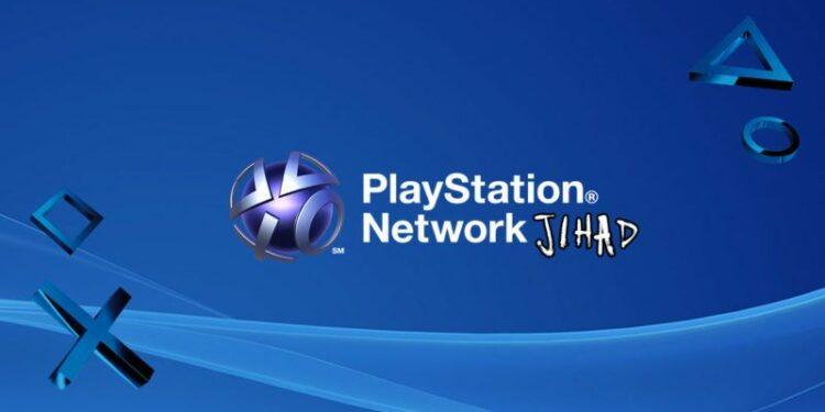 PlayStation Network Jihad Banned