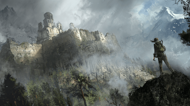 Crystal Dynamics - Rise of The Tomb Raider