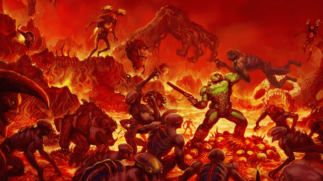 id Software - Doom