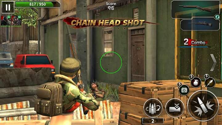 Point Blank Mobile Android Apk