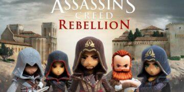 Assassin's Creed Rebellion Gambar
