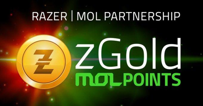 Kantongi dana investasi dari Razer,  MOLPoints berubah nama menjadi zGold-MOLPoints