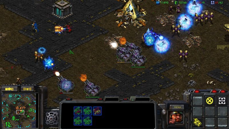 Versi StarCraft: Remastered