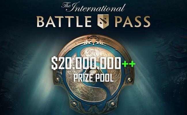 Prize Pool The International 7 menembus angka $20 juta dan terus meningkat