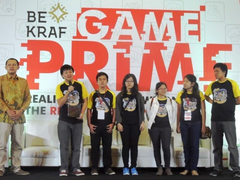 Juara BEKRAF Game Prime (Developer)