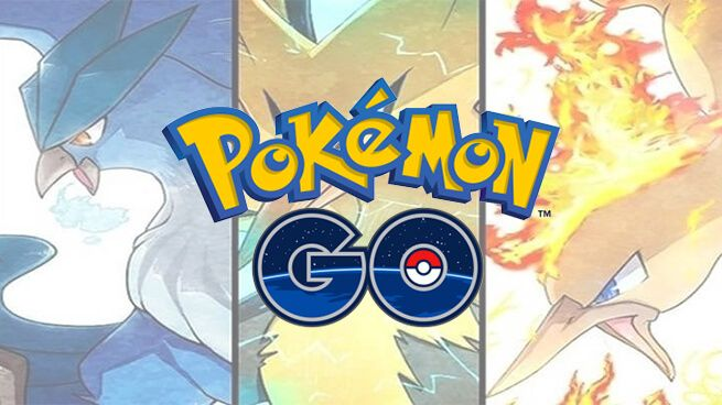 pokemon go legendaris diperkenalkan lewat app store