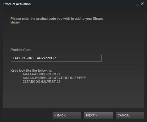 Aktivasi Game Steam CD Key 03