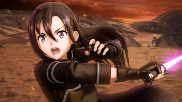 Game Swords Art Online Fatal Bullet 02