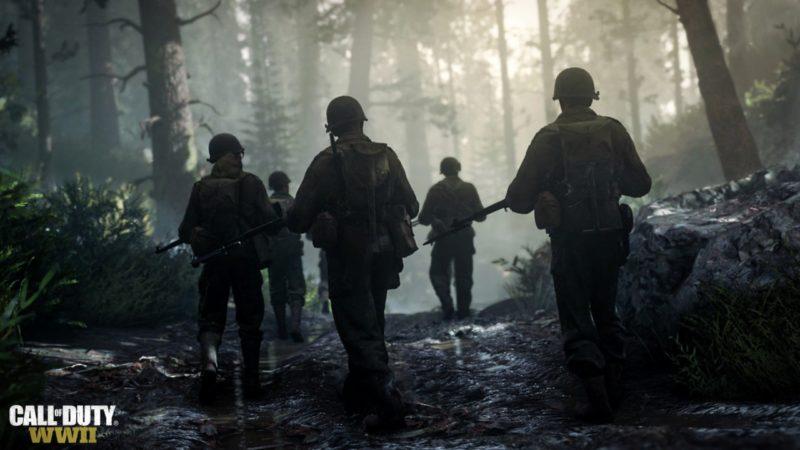 COD : World War II