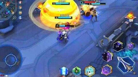 Light vs Shadow Moba