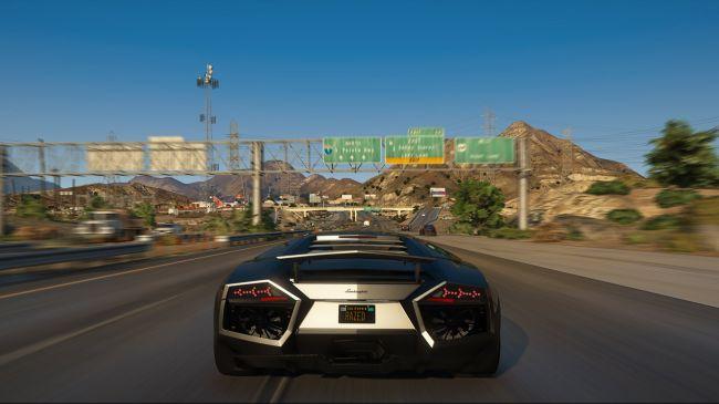 Mod Grafis Natural Vision Remastered Membuat GTA V Terlihat Sangat Indah