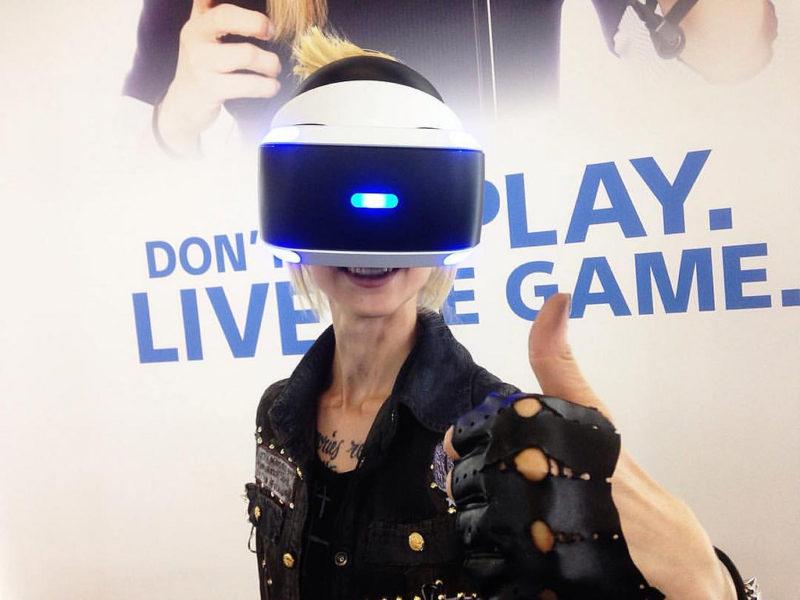 Final Fantasy 15 Prompto VR Shooter Mode Tidak akan Dirilis