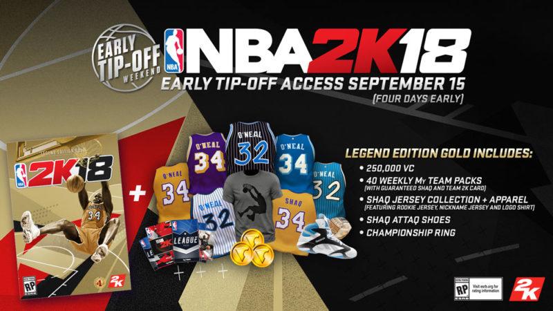 Demo NBA 2K18 Telah Keluar