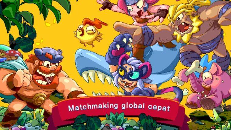 BarbarQ Game MOBA 6 Menit Resmi Rilis Di Indonesia! Gamedaim Com