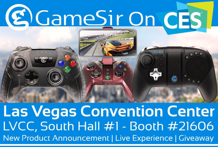 GameSir on CES 2018