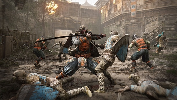 Game For Honor