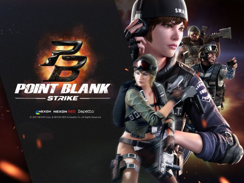 Update Baru Point Blank Strike