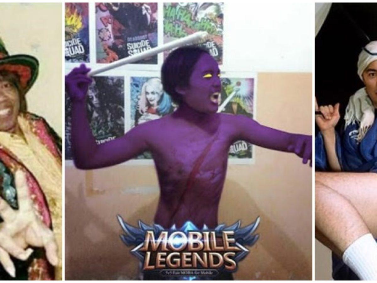10 Foto Cosplay Mobile Legends Yang Enggak Modal Ban