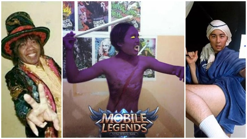 Foto Cosplay Mobile Legends Cosplay ML 1