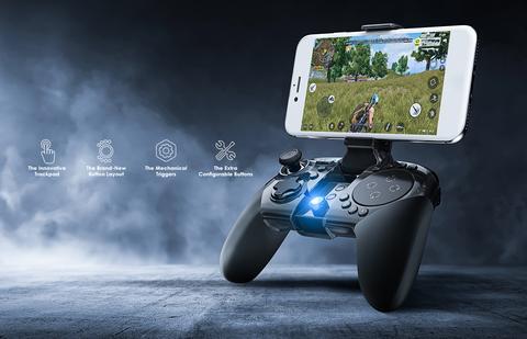 GameSir G5, Gamepad Khusus MOBA dan FPS yang Berhasil Curi Perhatian Pengunjung CES 2018
