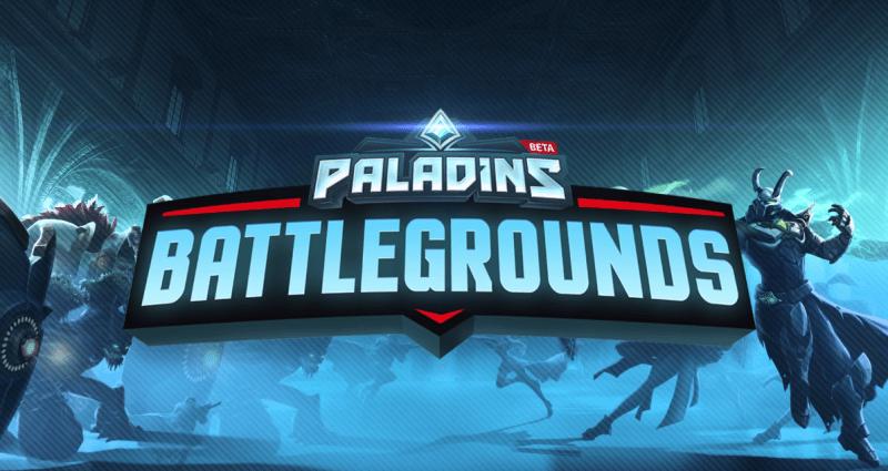 Paladins Battleground