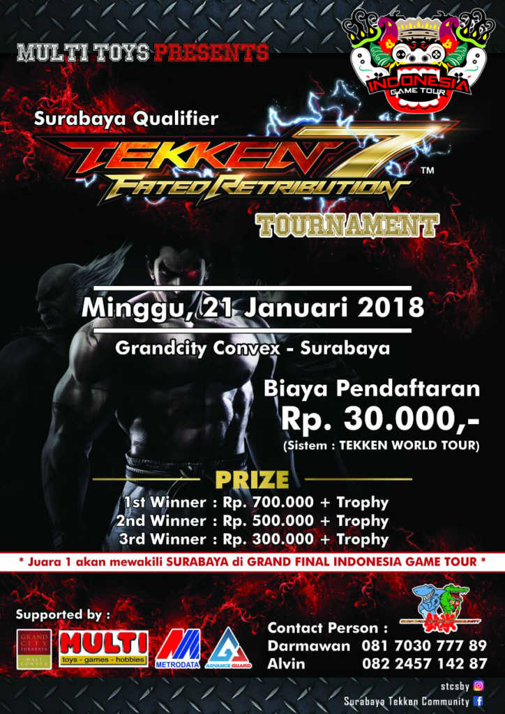SBY Qualifier