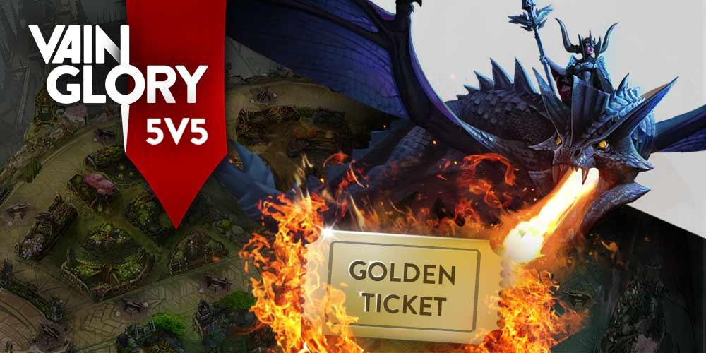 Update Terbaru Vainglory, Berikan Early Access 5VS5 Bagi Yang Mempunyai Golden Ticket!