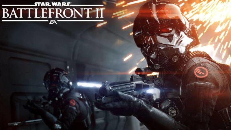 Star Wars Battlefront 2 Update Last Jedi