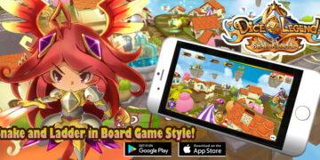 Dice Legend! Game Bertema Ular Tangga Terbaru Dari Playpark Akan Segera Rilis!