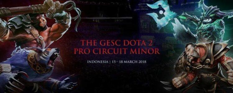 GESC Indonesia DOta 2Pro Circuit Minor