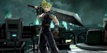Cloud Final Fantasy 7 Remake
