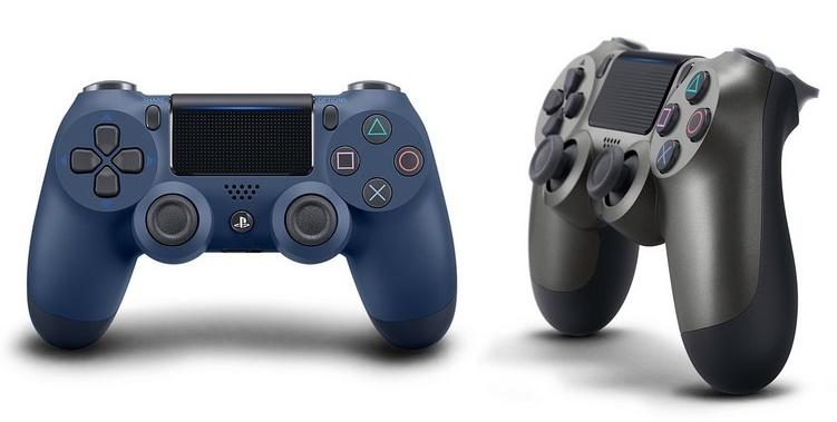 Sony Umumkan 2 Varian Warna Terbaru Untuk DualShock 4 PlayStation