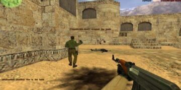 Pembuat Counter Strike Ditangkap