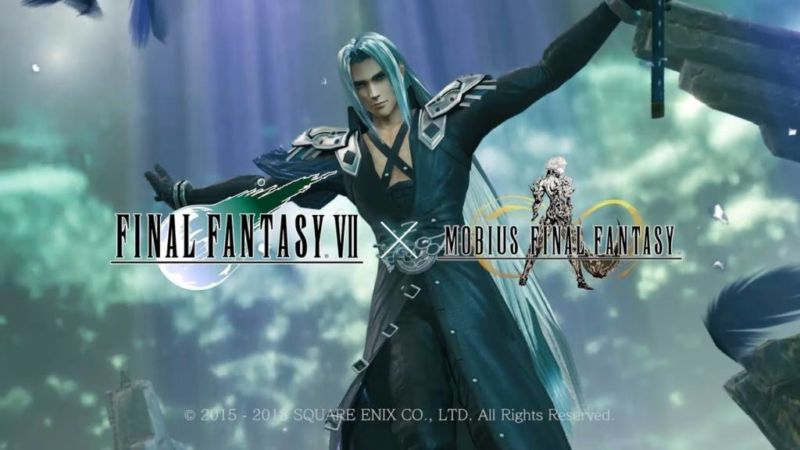 trailer mobius final fantasy sephiroth