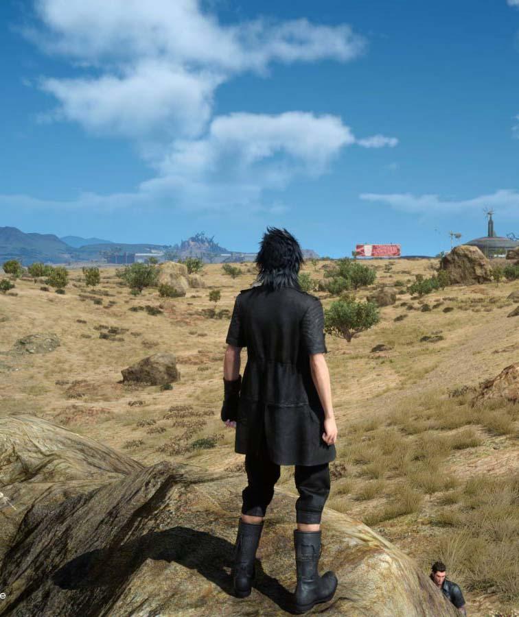 Final Fantasy PC 4 Min