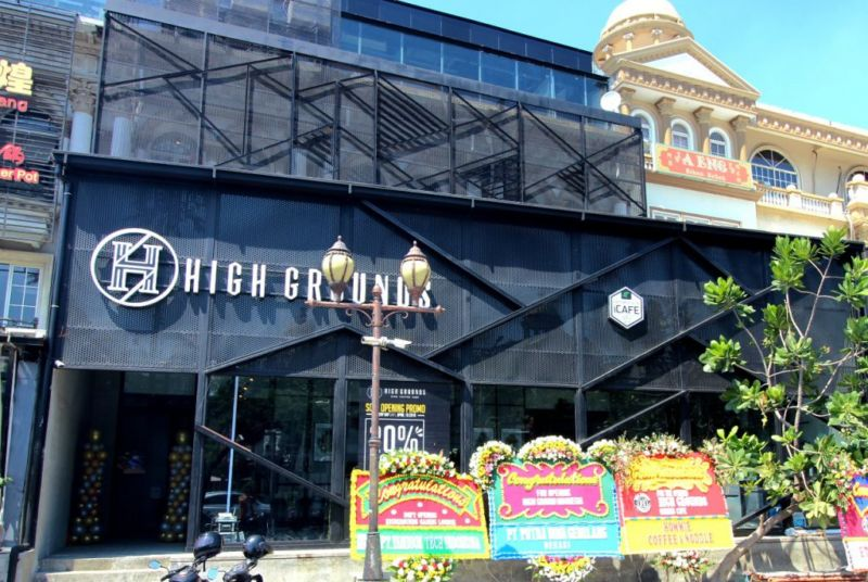 High Grounds Cafe