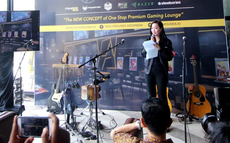Leny Ng Sales Director Acer Indonesia