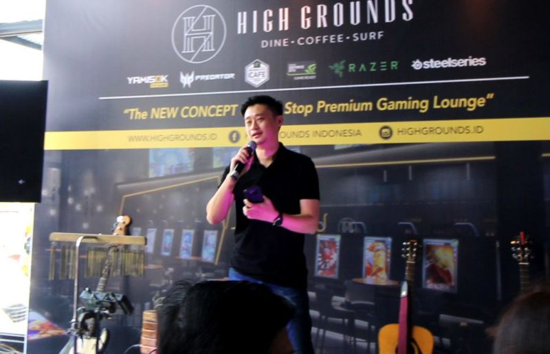 Ng Donny CEO Yamisok Tech Indonesia