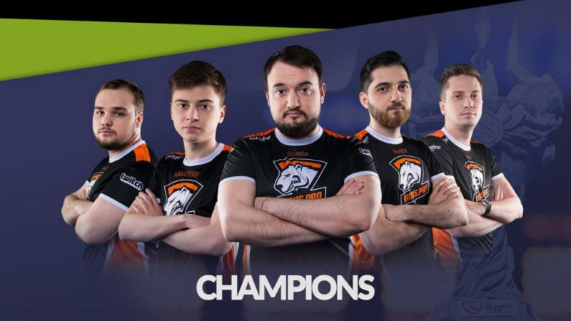 Virtus Pro PGL Bucharest Major