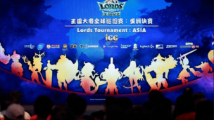 Lords Mobile Tournament Asia