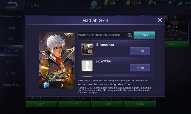 Bug Mobile Legends Terparah Bug Diamond