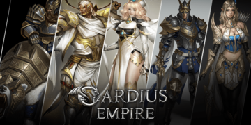 Gardius Empire Banner