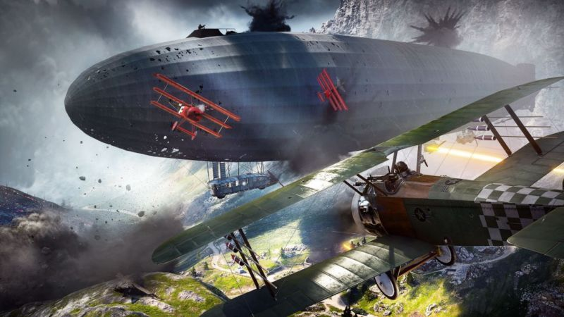 Battlefield 1 CTE