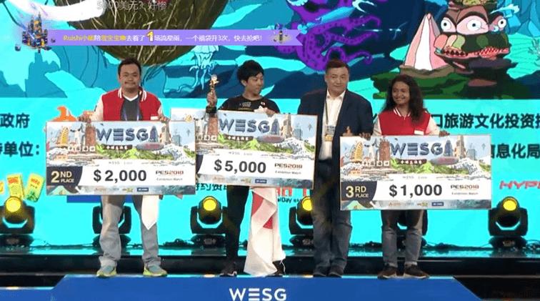 Wesg Pes