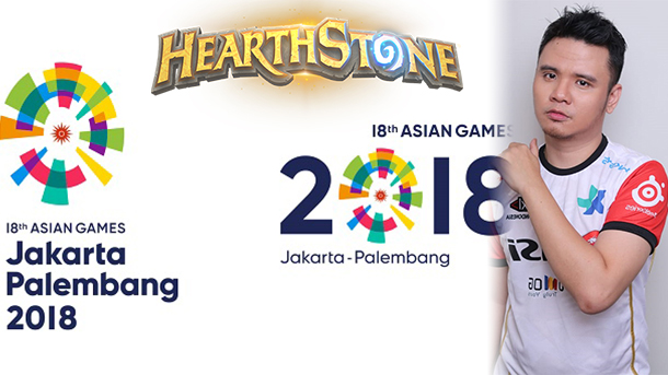 Hearthstones Asian Games