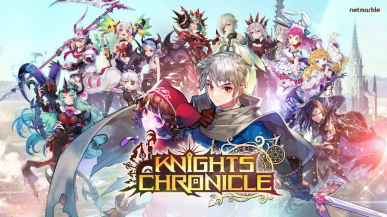 Knights Chronicle Tembus 1 Juta Pra Registrasi