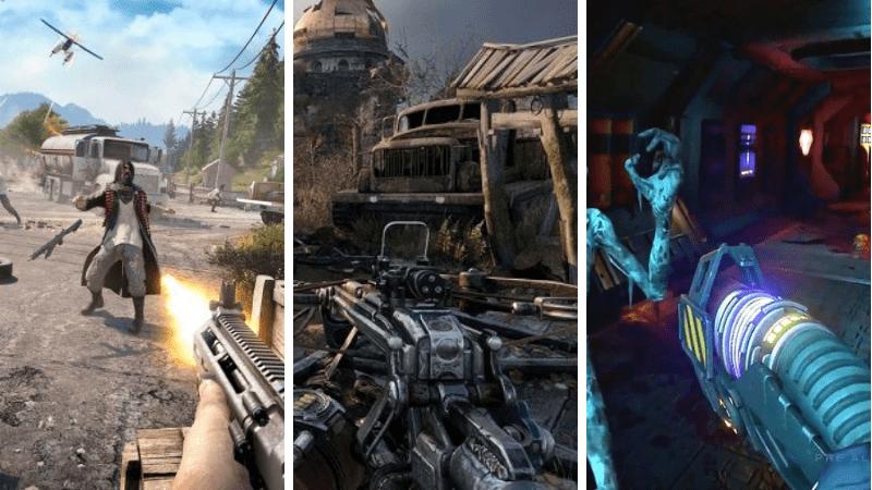 Rekomendasi Game FPS 2018 Terbaik